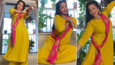 भोजपुरी एक्ट्रेस Monalisa ने फैंस को शानदार अंदाज में दी स्वतंत्रता दिवस की बधाई, डांस वीडियो किया शेयर