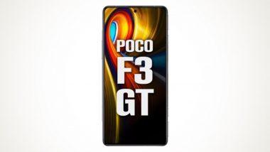 Poco F3 GT: पोको एफ3 जीटी भारत में हुआ लॉन्च, मिड रेंज में मिलेगा 64 एमपी वाला कैमरा
