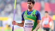 ओलंपिक की ट्रैक एवं फील्ड स्पर्धा के फाइनल में पहुंचे पहले पाकिस्तानी एथलीट हैं अरशद