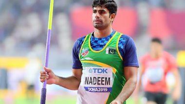 Tokyo Olympics 2020: ओलंपिक की ट्रैक एवं फील्ड स्पर्धा के फाइनल में पहुंचे पहले पाकिस्तानी एथलीट हैं अरशद