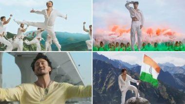 Tiger Shroff ने गाया पहला हिंदी गाना, वंदे मातरम् का टीजर हुआ रिलीज