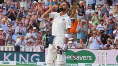 ENG vs IND Test Series 2021: इंग्लैंड के खिलाफ 77 रन बनाते ही इन 3 दिग्गज टेस्ट क्रिकेटरों को पीछे छोड़ देंगे कैप्टन कोहली