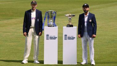 England vs India 1st Test Match 2021 Live Streaming: इंग्लैंड बनाम भारत मुकाबले को ऐसे देखें लाइव