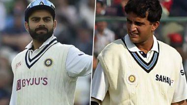 IND vs ENG: इस दिग्गज खिलाड़ी ने विराट कोहली और सौरव गांगुली की तुलना पर दिया बड़ा बयान, यहां पढ़ें पूरी खबर