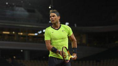 US Open से हटे Rafael Nadal, पैर की चोट से हैं परेशान