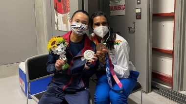 Tokyo Olympics 2020: ताइवान की Tai Tzu-Ying ने पदक समारोह के बाद कहा- पीवी सिंधु के प्रोत्साहन ने मुझे रुला दिया