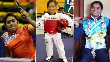 भारतीय पैरालंपिक पदक विजेताओं का लौटने पर भव्य स्वागत