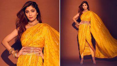 Super Dancer Chapter 4 के सेट पर डांस करती दिखाई दी शिल्पा शेट्टी, फरहा खान से संग लगाए ठुमके