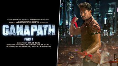Ganapath Teaser: टाइगर श्रॉफ ने रिलीज किया गणपथ का टीजर, कहा- उसकी हटेगी तो सबकी फटेगी