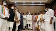 संयुक्त विरोध रणनीति के मुद्दे पर राहुल गांधी ने बुलाई ब्रेकफास्ट मीटिंग