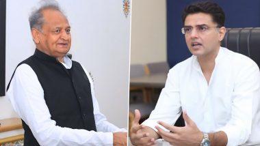 Gehlot vs Pilot: शैलजा के बाद शिवकुमार ने की राजस्थान के सीएम से मुलाकात
