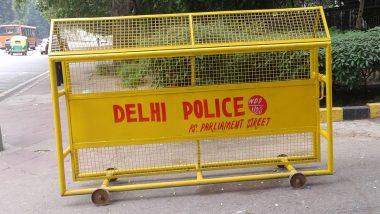 दिल्ली पुलिस ने हिंदू आर्मी चीफ सुशील तिवारी को जंतर-मंतर पर भड़काऊ भाषण देने के आरोप में किया गिरफ्तार
