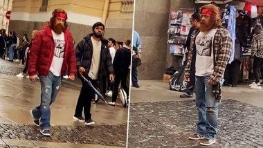 Tiger 3 के सेट से Salman Khan का नया लुक आया सामने, पहचान पाना हुआ मुश्किल
