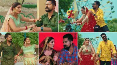 Sapna Choudhary के नए गाने Fatfatiya की यूट्यूब पर धूम, इतने लाख लोगों ने देखा