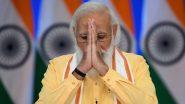 प्रधानमंत्री नरेंद्र मोदी के 4 दिवसीय अमेरिका दौरे पर रवाना