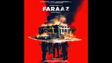 हंसल मेहता की 'फराज' का मोशन पोस्टर हुआ रिलीज