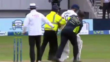 ENG vs IND 3rd Test 2021: टीम इंडिया के लिए बल्लेबाजी करने उतरा ये 12वां खिलाड़ी, उसकी हरकतों से हुआ जमकर हंगामा, देखें वीडियो