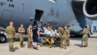 उड़ते अमेरिकी विमान में अफगान महिला को होने लगी प्रसव पीड़ा, गर्भवती ने दिया नन्हीं बच्ची को जन्म