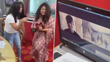 नीरज चोपड़ा का इंटरव्यू लेते वक्त RJ Malishka ने सहयोगी महिलाओं के साथ किया ऑनलाइन डांस, इंटरनेट यूजर्स अब दे रहे हैं यह सलाह