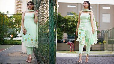 कयामत ढाती Sapna Choudhary ने शेयर की बेहद ही ग्लैमरस तस्वीरें, खूबसूरती उड़ा देगी होश