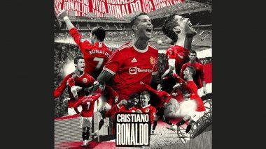 Cristiano Ronaldo: क्रिस्टियानो रोनाल्डो की मैनचेस्टर यूनाइटेड में वापसी, CR7 ने दो साल के अनुबंध पर किया करार