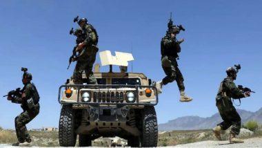 'सशस्त्र और खतरनाक' : अफगानिस्तान के नए गृहमंत्री हक्कानी पर 50 लाख अमेरिकी डॉलर का इनाम