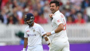 IND vs ENG: इंग्लैंड के तेज गेंदबाज जेम्स एंडरसन ने इस दिग्गज खिलाड़ी को लेकर दिया बड़ा बयान, कहीं ये बातें