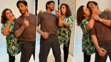 सालों बाद 'मैं हूं ना' के गाने पर Shah Rukh Khan संग झूमती दिखाई दी Farah Khan, शेयर किया वीडियो