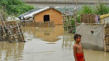Uttar Pradesh: बाढ़ की चपेट में यूपी के 24 जिले, 605 गांव