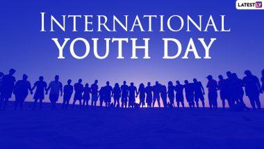 International Youth Day 2021:  कब है अंतर्राष्ट्रीय युवा दिवस? जानें इतिहास, मकसद और भारत के संदर्भ में इसकी सार्थकता!