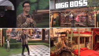 Bigg Boss OTT आज से होगा शुरू, घर के अंदर घुसे करण जौहर (Video)