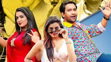Filamchi पर 21 अगस्त की शाम होगा बड़ा धमाका, भोजपुरी सुपरस्टार निरहुआ और आम्रपाली दुबे की फिल्म लल्लू की लैला का होगा World TV Premier
