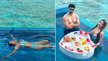 भोजपुरी एक्ट्रेस Monalisa ने बिकिनी पहनकर मालदीव के खूबसूरत नजारों से शेयर की New Hot Photos, फोन छिपाकर देखें तस्वीरें