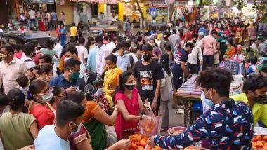 Maharashtra: त्योहारों के साथ कोरोना की तीसरी लहर की हो सकती है एंट्री, सीएम ने किया अलर्ट