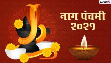 Nag Panchami 2021: आज नाग पंचमी है, जानें किन-किन महासंयोगों में होगी इस वर्ष पूजा-अर्चना? जानें इस पर्व की विविधरंगी परंपराएं!
