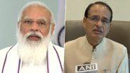 पीएम मोदी ने मध्य प्रदेश में बाढ़ की स्थिति पर  मुख्यमंत्री  शिवराज सिंह चौहान से की बात