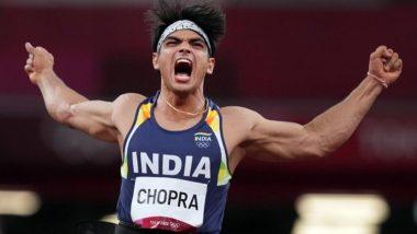 Tokyo Olympics 2020: गोल्ड मेडलिस्ट नीरज चोपड़ा ने कहा- ओलंपिक में स्वर्ण पदक जीतने से बेहतर कोई भावना नहीं