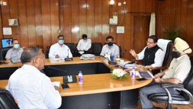 उत्तराखंड में अक्टूबर के पहले हफ्ते में आयोजित होगा अन्नोत्सव, सीएम पुष्कर सिंह धामी ने  दिए निर्देश