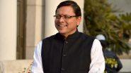 उत्तराखंड: मुख्यमंत्री पुष्कर सिंह धामी ने किया फिल्मकारों को पूरा सहयोग करने का वादा