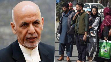 Afghanistan Crisis: राष्ट्रपति अशरफ गनी के देश छोड़ने के बाद तालिबान के डर से काबुल छोड़कर भाग रहे लोग, एयरपोर्ट के साथ ही सड़को पर मचा कोहराम