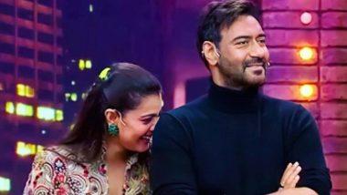 Kajol Birthday: अजय देवगन ने ट्विटर पर बेहद ही खास अंदाज में पत्नी काजोल को दी बधाई