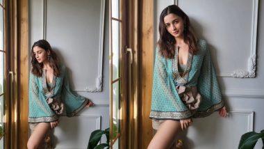 Alia Bhatt ने इंस्टाग्राम पर शेयर की बेहद ही ग्लैमरस फोटो, हॉटनेस है कमाल की
