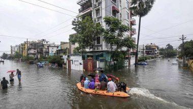 Bihar: बाढ़ से आफत, दरभंगा-समस्तीपुर खंड पर ट्रेन सेवा बंद