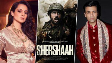 Karan Johar की फिल्म Shershaah देखकर Kangana Ranaut हुई इम्प्रेस, झगड़ा भूलकर करने लगी वाहवाही