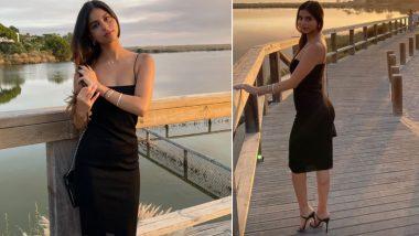 Suhana Khan ने एक बार फिर जीता फैंस का दिल, चमकते सूरज के साथ दिखाई अपनी खूबसूरती
