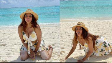 Monalisa Hot Photos: भोजपुरी एक्ट्रेस मोनालिसा ने मालदीव से शेयर की हॉट तस्वीरें, समुंद्र के किनारे इठलाते हुए आई नजर