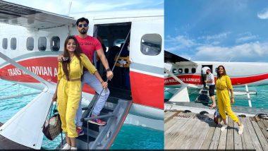 मालदीव के खूबसूरत किनारों पर वेकेशन मनाने पहुंची भोजपुरी एक्ट्रेस Monalisa, जल उठेंगे जलने वाले