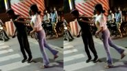 ये लड़की इस गरीब टैक्सी चालक को इतनी बुरी तरह से पीट रही है, बेहद शर्मनाक! UP Police इस युवती पर एक्शन ले: स्वाति मालिवाल
