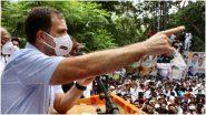 जिस दिन भारत के युवाओं ने सच्चाई बोलनी शुरू कर दी उसी दिन प्रधानमंत्री नरेंद्र मोदी की सरकार ख़त्म हो जाएगी: राहुल गांधी