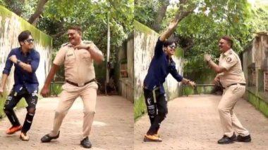 मुंबई: इस पुलिसवाले का डांस के मामले में नहीं है कोई जवाब, Viral Video देख आप भी हो जाएंगे फैन